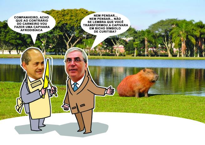Justiça eleitoral condena Fruet a pagar multa de  R$ 50 mil por uso indevido de publicidade institucional
