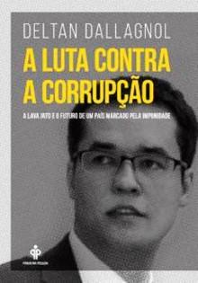 Deltan Dallagnol lança livro na próxima semana em Curitiba