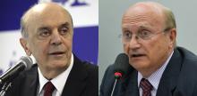 Serra quer Serraglio fora do governo
