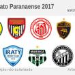 paranaense_2_divisão_2017_Clubes