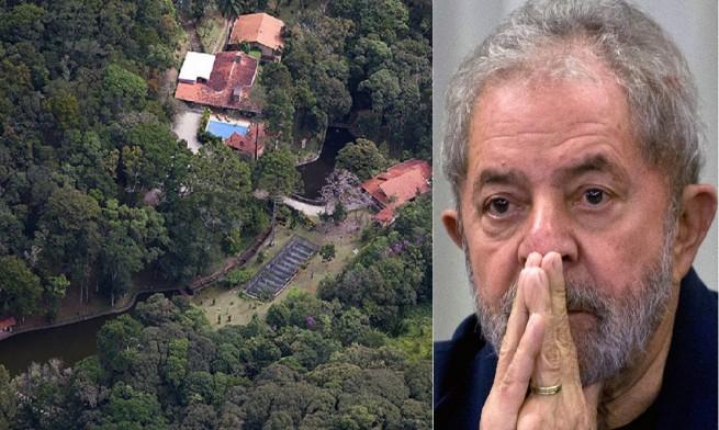 Lava Jato: força-tarefa denuncia Lula por corrupção e lavagem relacionadas ao sítio de Atibaia