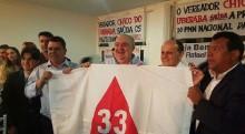 TRE-PR confirma Rafael Greca na presidência do PMN