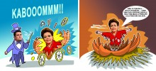 Dilma tem bens bloqueados por prejuízo à Petrobras