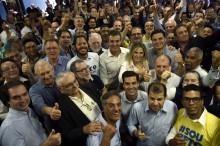 Richa assume comando do PSDB e  lideranças apóiam o nome ao senado