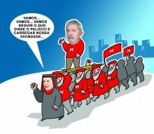 XADREZ NO FIM DO TÚNEL : Julgamento de Lula no TRF está perto fim
