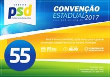 PSD: TIME DE RATINHO JR. realiza convenção estadual no sábado