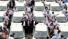Emater recebe 139 novos veículos para assistência técnica
