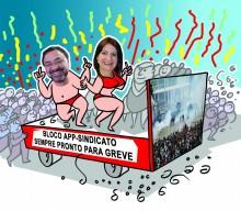 NÚMEROS MOSTRAM UM CALA BOCA NA APP – SINDICATO COM AS INSCRIÇÕES NO PSS