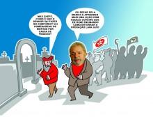TRF4 define horário do julgamento de Lula e se for condenado não deve ser preso imediatamente