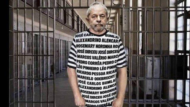 """Em Maringá: """"Lula na cadeia!"""""""