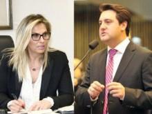 Traiano cobra 'inteligência' de Ratinho Jr e Cida Borghetti