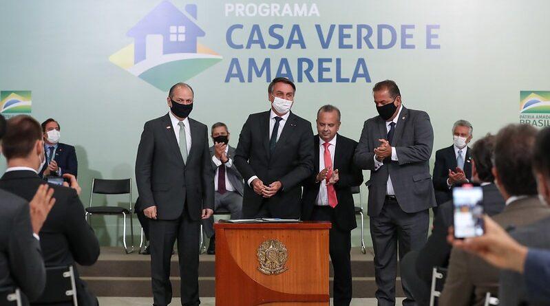 Ricardo Barros participa do lançamento do Casa Verde e Amarela - JORNAL  IMPACTO PARANÁ